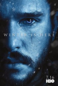 game of thrones - Game Of Thrones saison 7 : 12 affiches et un nouveau trailer game of thrones 7 poster 3
