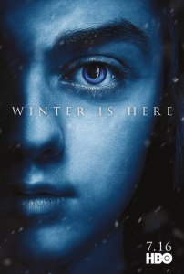 game of thrones - Game Of Thrones saison 7 : 12 affiches et un nouveau trailer game of thrones 7 poster 6