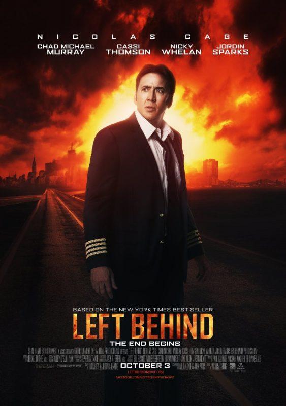 et sinon la carriere - Sinon Nicolas Cage, ça va la carrière? left behind cage