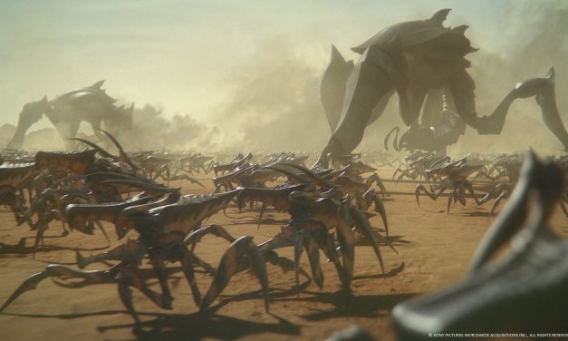 Starship Troopers revient en animation avec Traitor of Mars