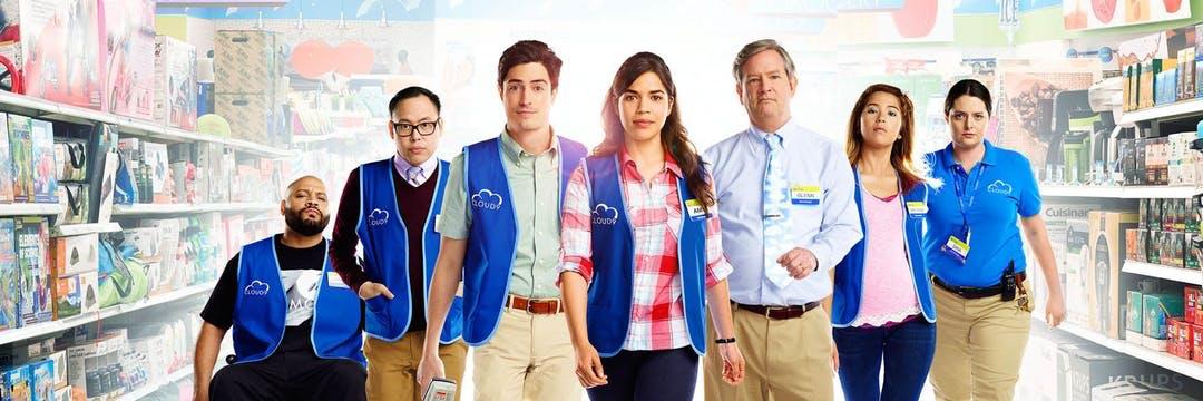 """Superstore : """"un crossover avec The Office? pourquoi pas"""" dit le créateur Justin Spitzer - #FTV17"""