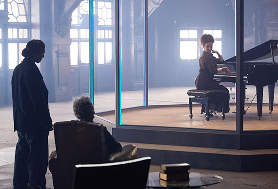 doctor who - Doctor Who saison 10 : à double-tranchant Doctor Who s10ep8 6