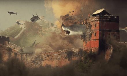 Sharknado 5 : un trailer pour la chose