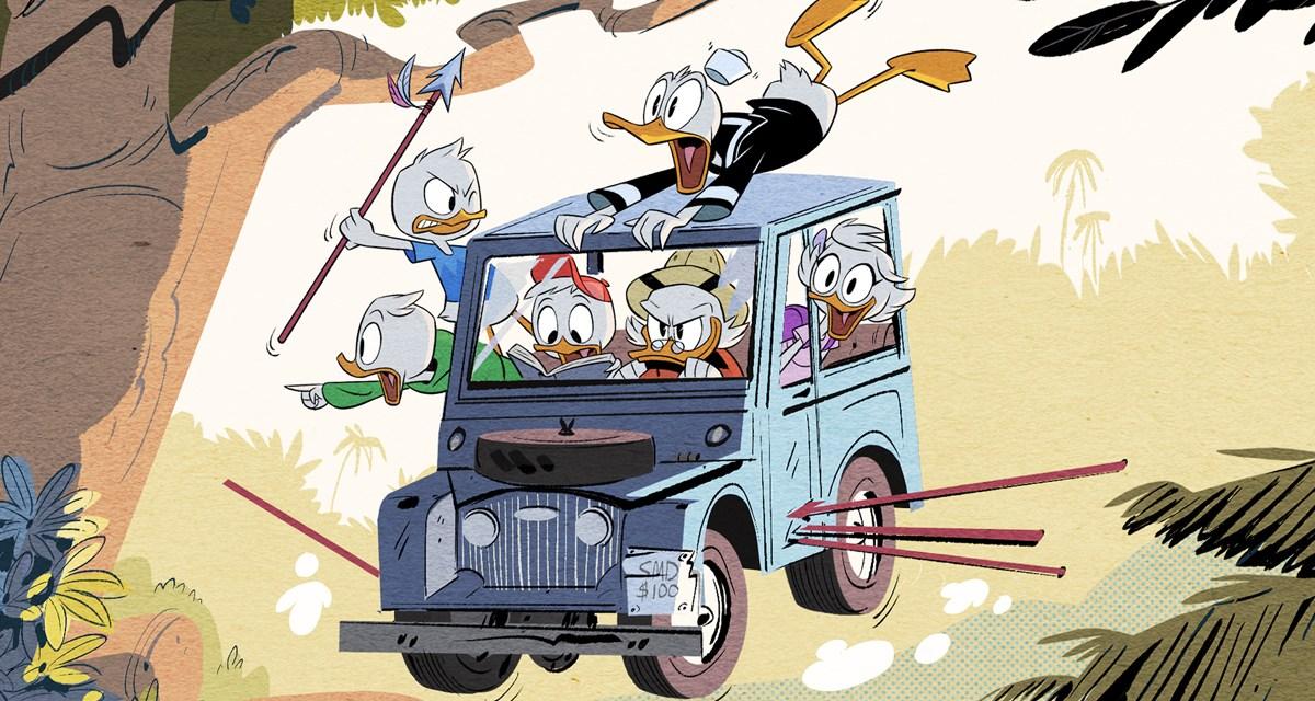 DuckTales 2017, épisode 1 : Woo-Hoo !