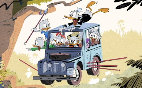 disney - DuckTales 2017, épisode 1 : Woo-Hoo !