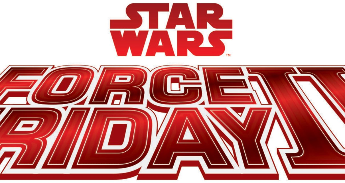 star wars - Force Friday 2 : une chasse au trésor Star Wars en France star wars force friday