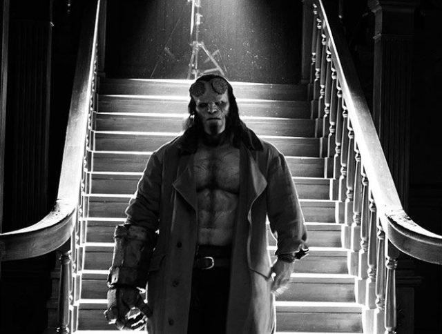 hellboy - Premières photos du nouveau Hellboy harbour hellboy