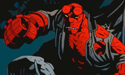 Premières photos du nouveau Hellboy
