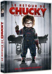 chucky 7 - Chucky 7 : un retour efficace DVD LeRetourdeChucky