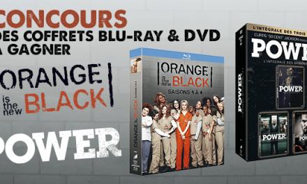 CONCOURS : gagnez des intégrales Orange Is The New Black et Power