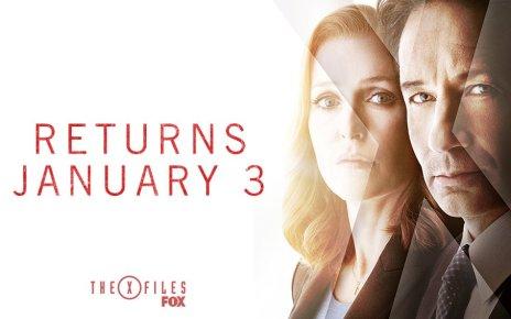 x-files - X-Files : la saison 11 en janvier + poster