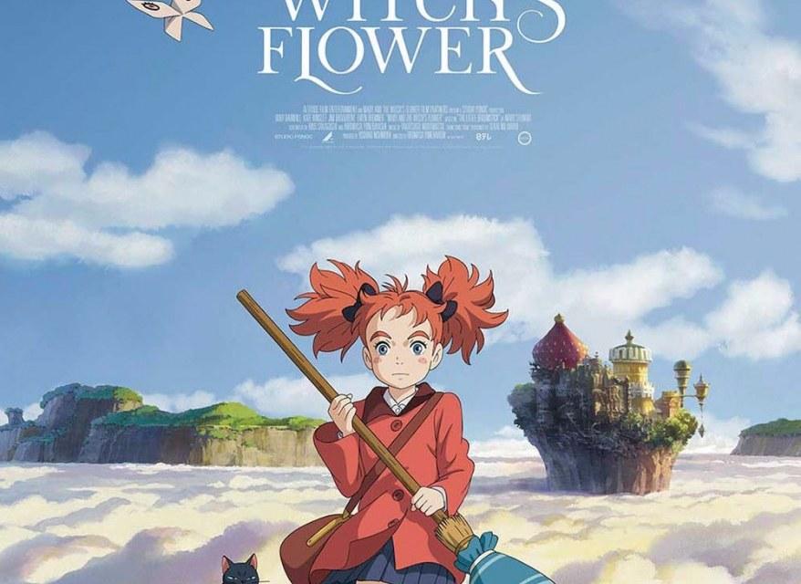 Avalanches de trailers pour Mary et la Fleur de la Sorcière