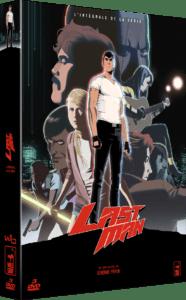 concours - Concours : gagnez des coffrets DVD et blu-ray de Lastman