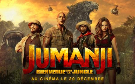 jumanji - Jumanji : jeu malin (sans spoilers) jumanji 2 rock critique