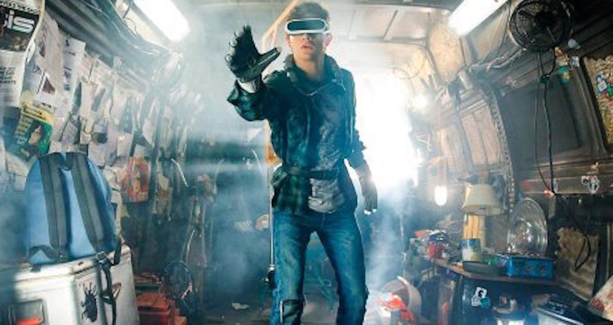 ready player one - Ready Player One : le retour de papy Spielberg aux commandes du ciné de divertissement? ready player one first image revealed 1jnr