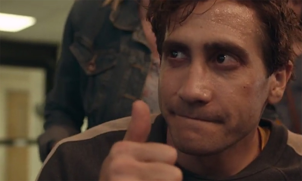 critique - Stronger : ce qui ne nous tue pas nous rend plus fort stronger movie trailer jake gyllenhaal 00