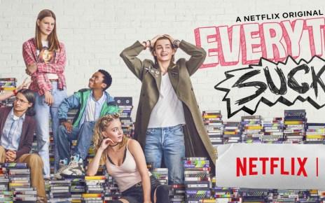 everything sucks - Everything Sucks ! : douce chronique (critique des épisodes 1 et 2)