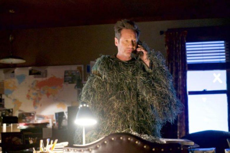 x-files - X-Files saison 11 épisode 4 : pertinence d'un futur classique lost art 11x04