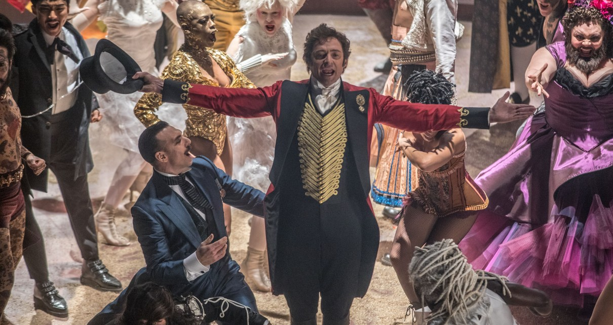 hugh jackman - The Greatest Showman : le film musical tant attendu
