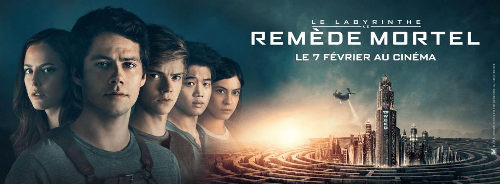 Le Labyrinthe 3, Le Remède mortel : Fil d'Ariane