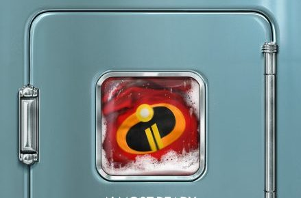 les indestructibles - Bande-annonce des Indestructibles 2 Washing machine Incredibles 2