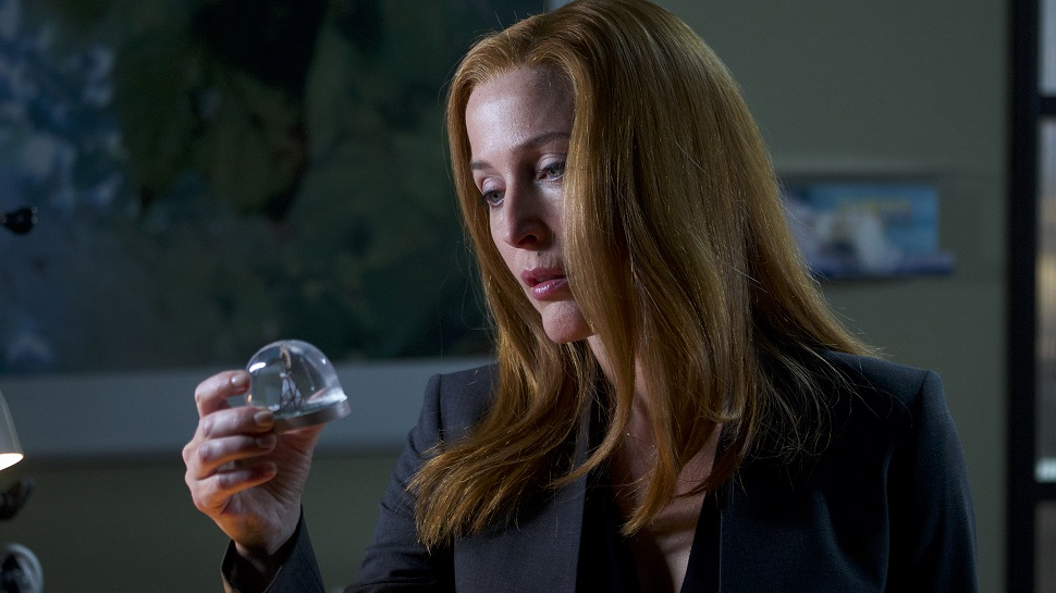 X-Files saison 11 épisode 5 : soulagement