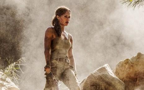 Alicia Vikander - Tomb Raider : connaître son monde
