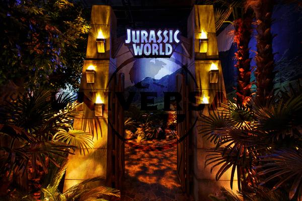 Exposition JURASSIC WORLD à la Cité du Cinéma