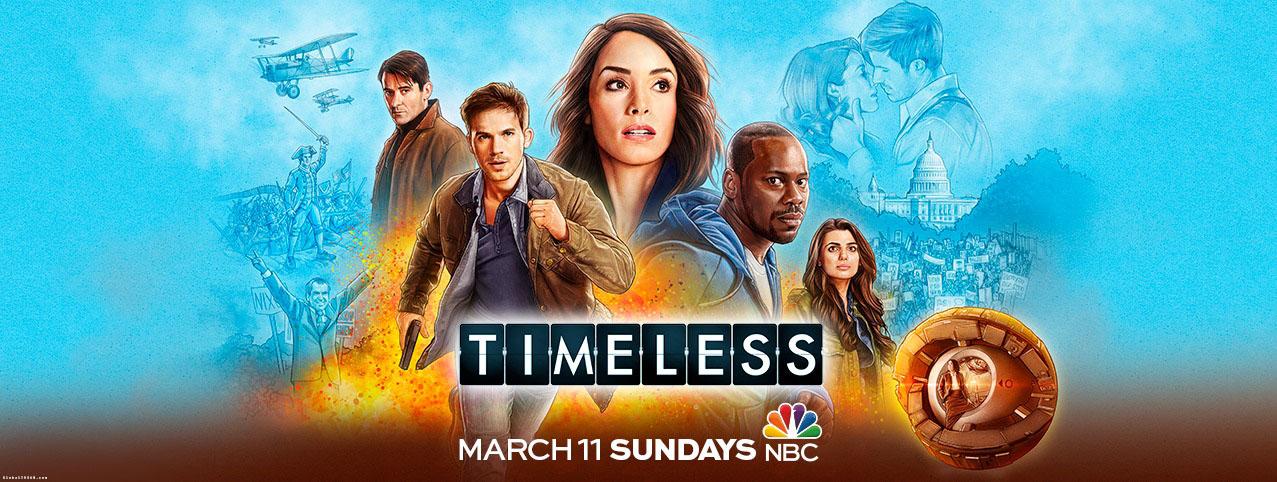 Timeless Saison 2, suivi critique : épisode 2 (spoilers inside)
