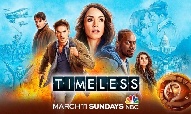 Timeless : la saison 2 commence sur de bonnes bases (spoilers inside)