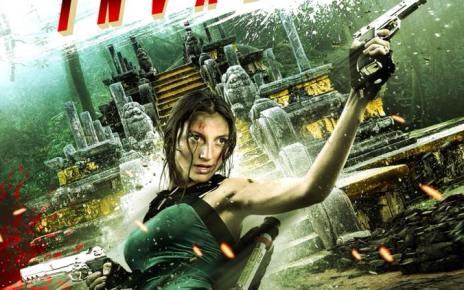 the asylum - Du côté de The Asylum (Tomb Invader, Atlantic Rim 2...)