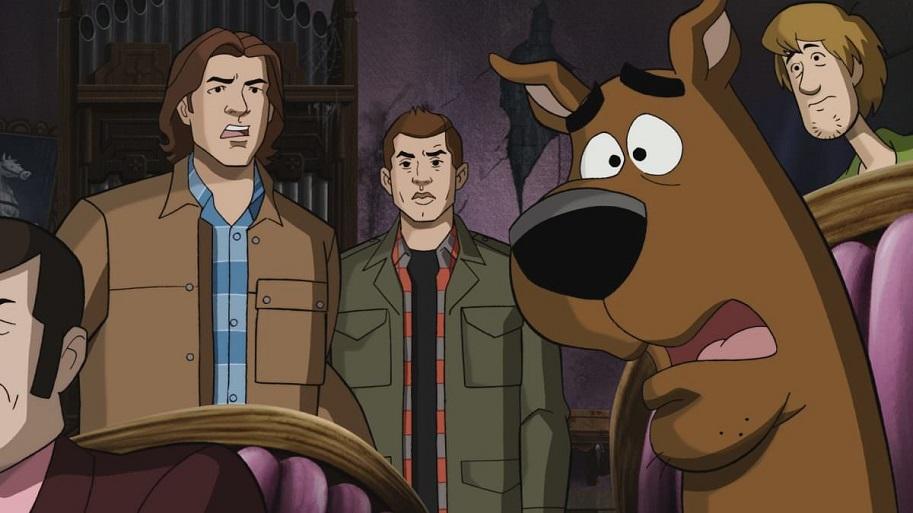 supernatural - Deadpool 2, Supernatural animated et Hotel Transylvanie 3