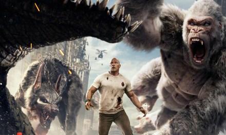 Rampage : Dwayne vs les animaux mutants géants