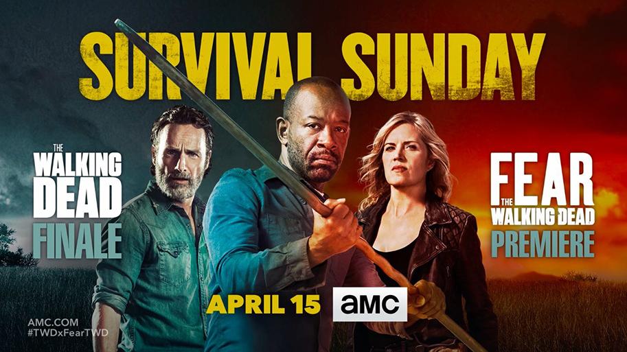Walking Dead : le prochain épisode clôture les 8 saisons
