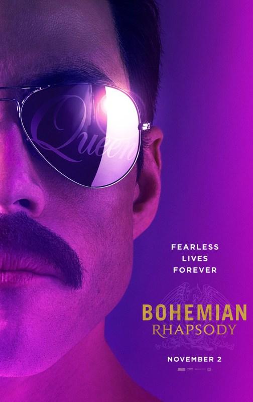 bohemian rhapsody - Bohemian Rhapsody : le film sur Freddie Mercury enfin dévoilé