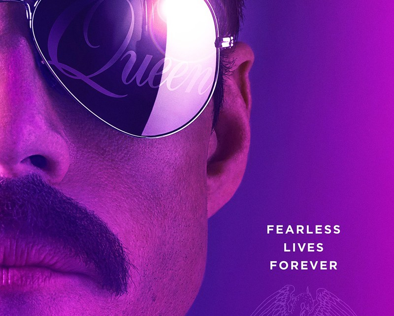 Actu des adaptations - Bohemian Rhapsody : le film sur Freddie Mercury enfin dévoilé bohemian rhapsody affiche 1