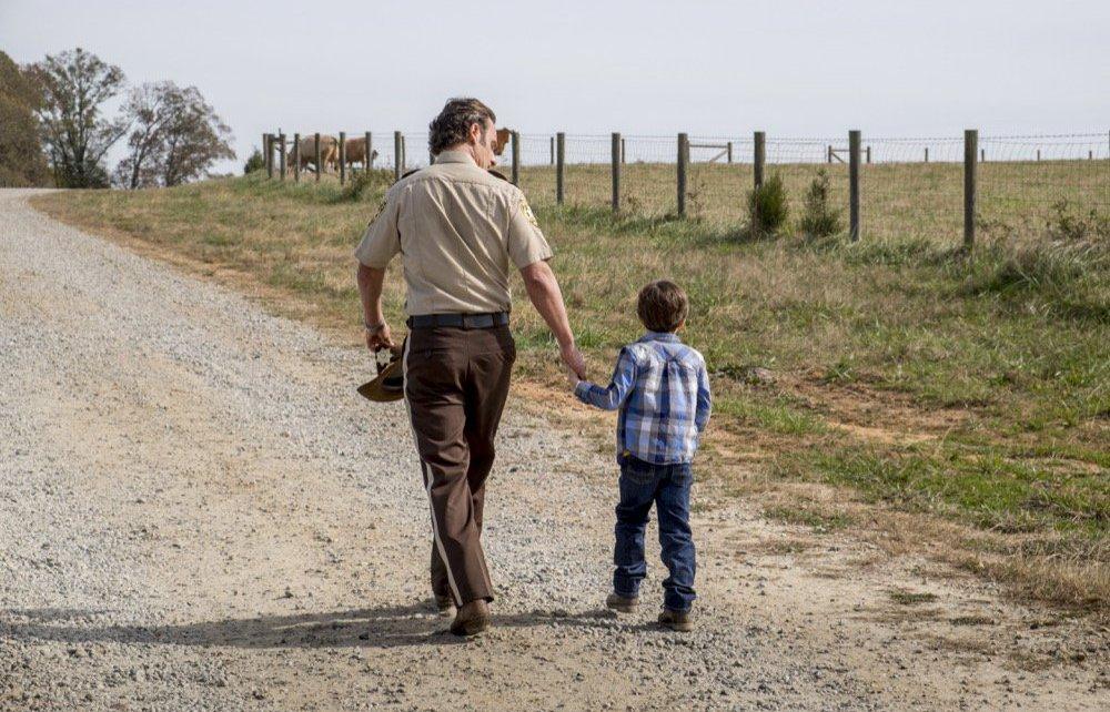 Walking Dead - Andrew Lincoln s'en va de THE WALKING DEAD