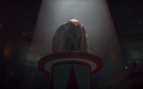 dumbo - La Nonne, le spin-off de Conjuring, et Dumbo se dévoilent dumbo live burton
