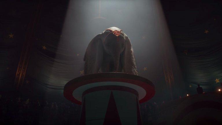 spin-off - La Nonne, le spin-off de Conjuring, et Dumbo se dévoilent dumbo live burton