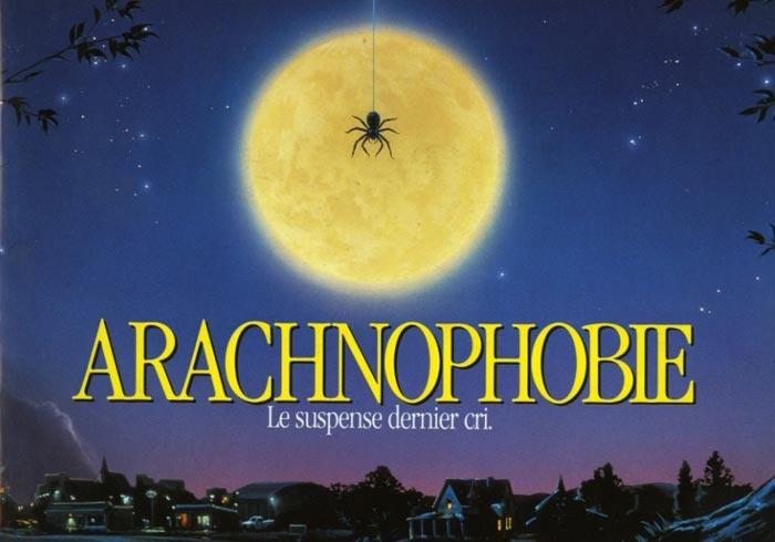 arachnophobie - Arachnophobie (1990) : petite frayeur pour grandes pa-pattes arachnophobie critique