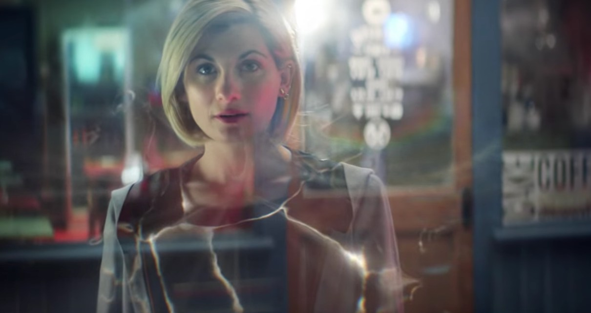 aquaman - Doctor Who tease, Les Razmokets reviennent et Aquaman s 'affiche doctor who season 11