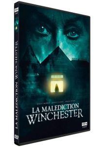 concours - CONCOURS : gagnez un DVD ou un blu-ray de LA MALEDICTION WINCHESTER malediction winchester dvd