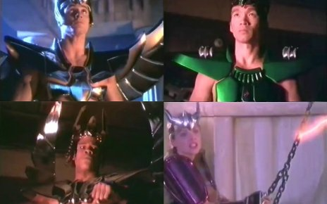 les chevaliers du zodiaque - Découvrez 20 secondes de STAR STORM, le Saint Seiya en version LIVE saint seiya live