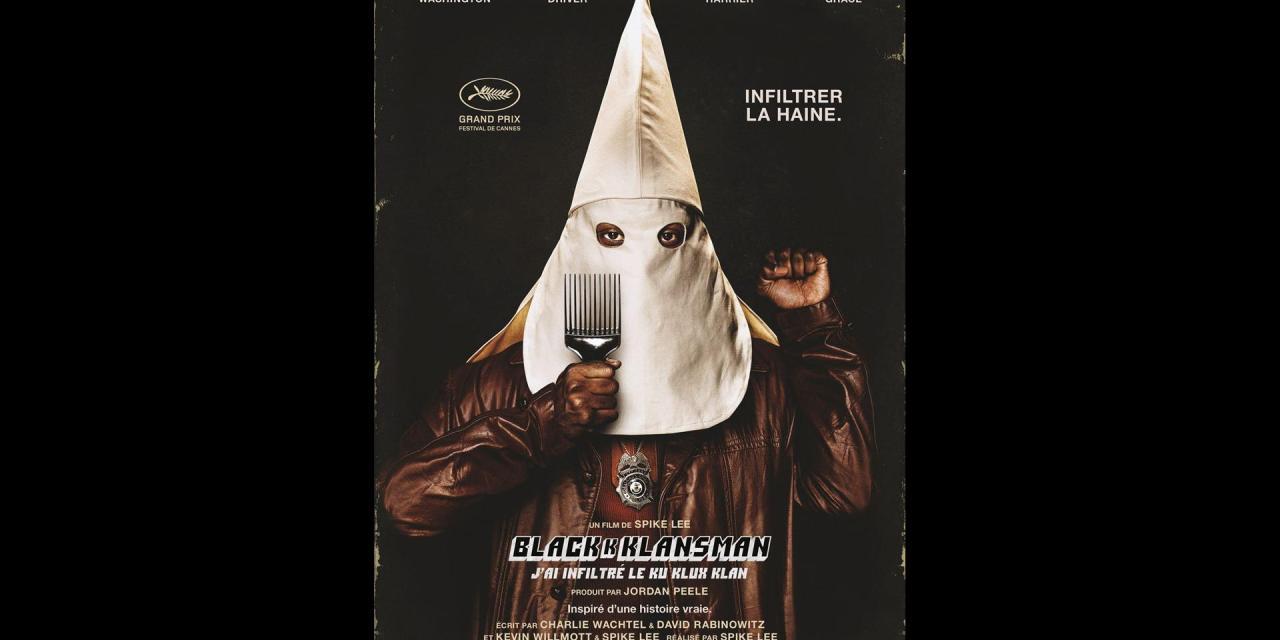 BlacKkKlansMan: Noire révolte