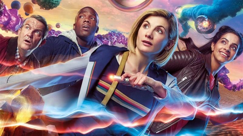 Retour sur Doctor Who pour un Serial Causeurs spécial !