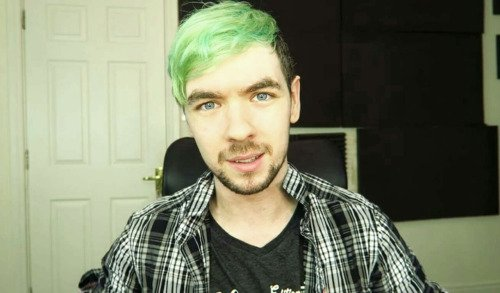 Le Youtuber Jacksepticeye était au Trianon, à Paris !