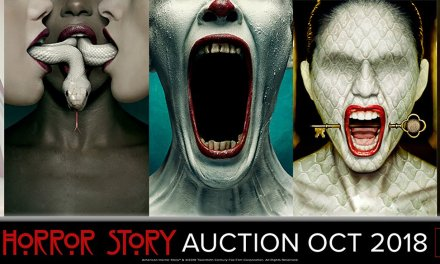 American Horror Story: grande vente aux enchères