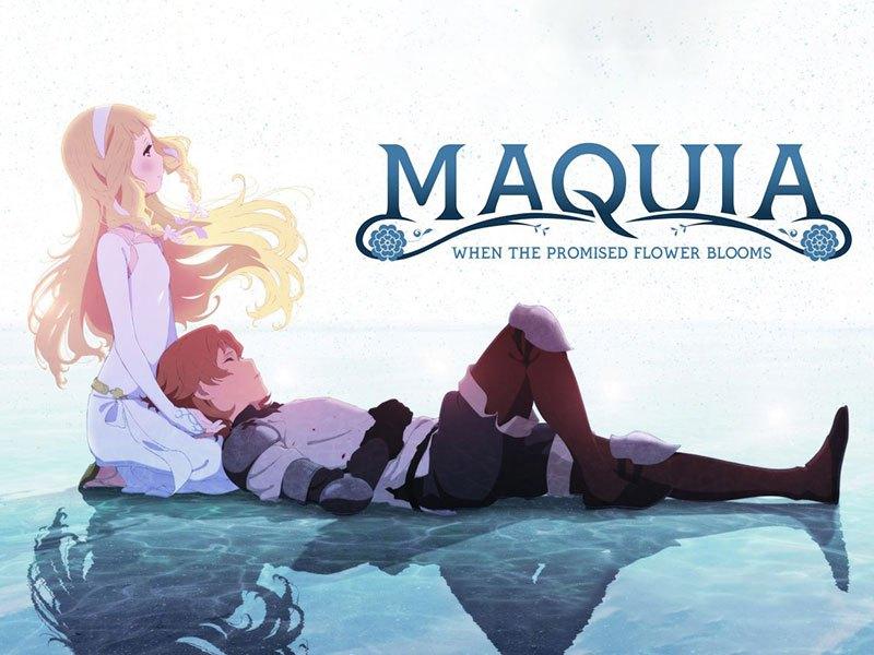 anime - Maquia: Le prix de l'immortalité MAQUIA