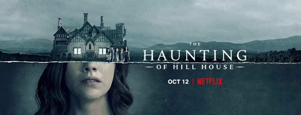 Commencer The Haunting of Hill House? Oui.