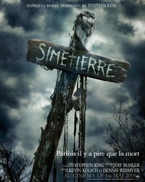 stephen king - Trailer pour l'adaptation de Simetierre de Stephen King